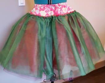 Fun Whimsical Crinoline/Skirt