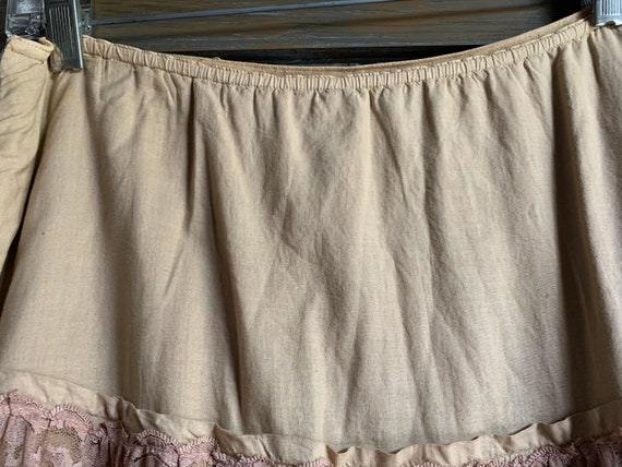 Vintage Lace Tiered skirt - image 4