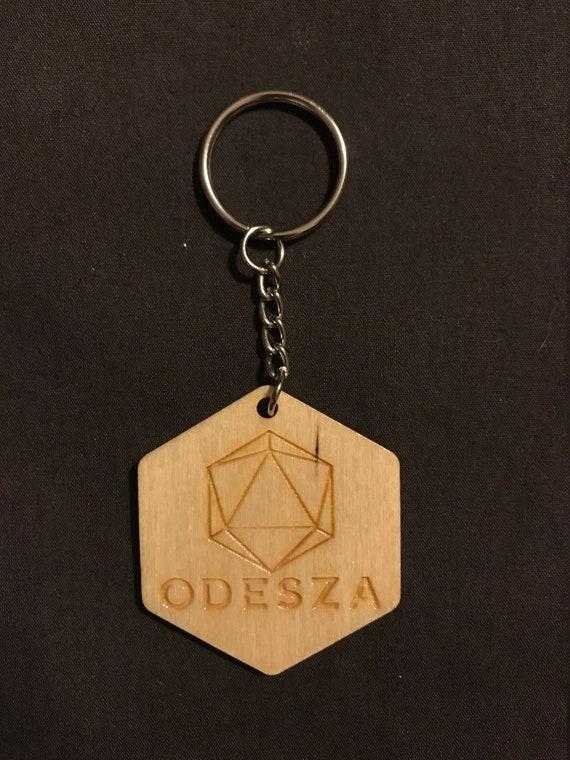 Odesza Keychain Etsy