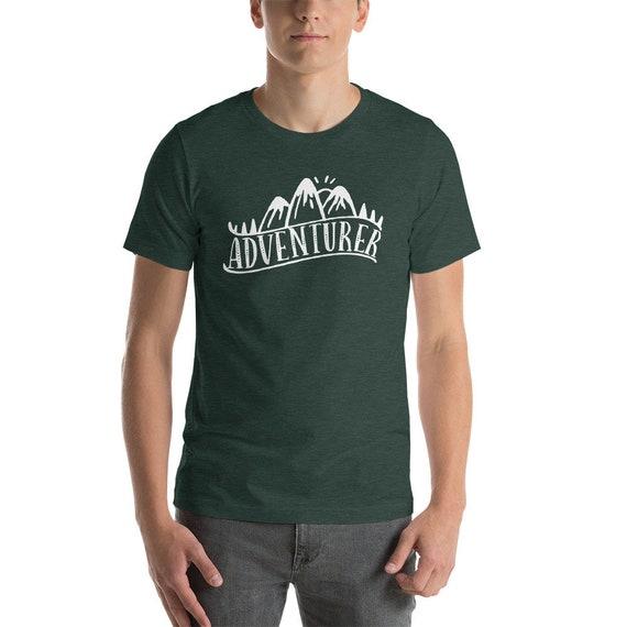 366177ab4 Funny Adventurer Shirt Hiking Tshirt Camping Tee Shirt | Etsy