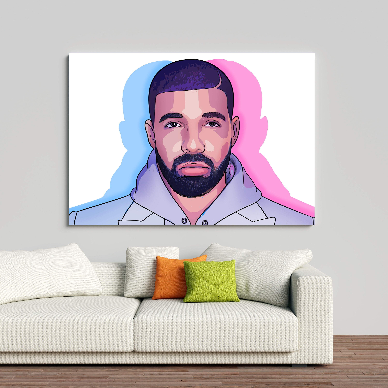 B-168 Nipsey Hussle Poster New Rapper 2019 Hip Hop Music Album Art Wall Print