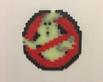 Ghostbusters Perler Etsy