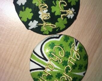 Saint Patricks Day Pins