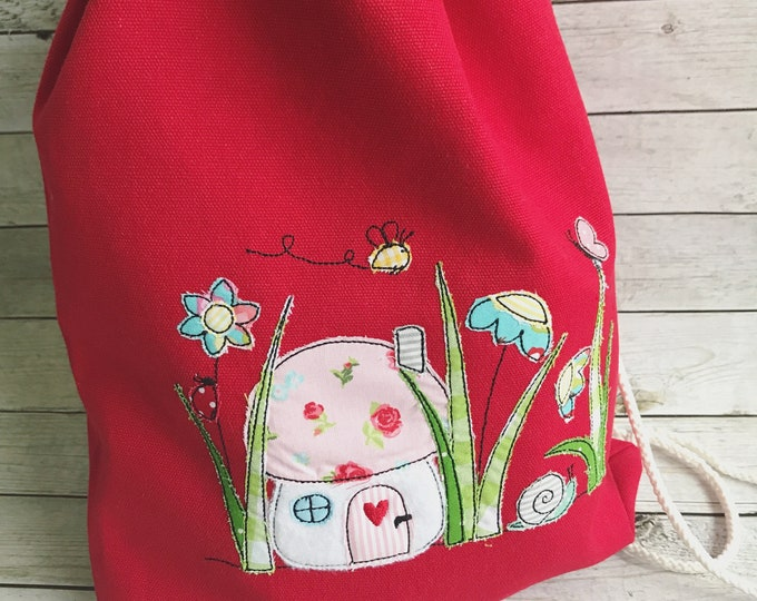 "Gym bag ""Meadow"""