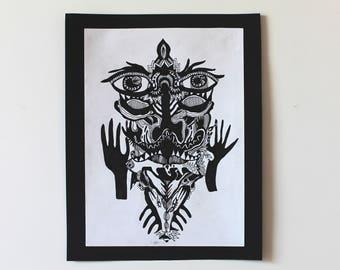 Shamanic Mask picture