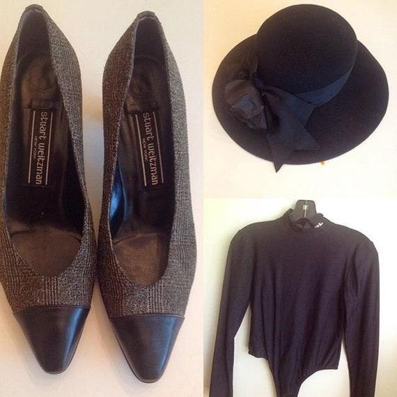 80s Vintage Ralph Lauren Bodysuit, Designer Vinta… - image 1