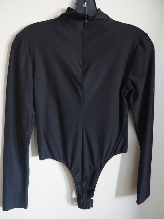 80s Vintage Ralph Lauren Bodysuit, Designer Vinta… - image 8