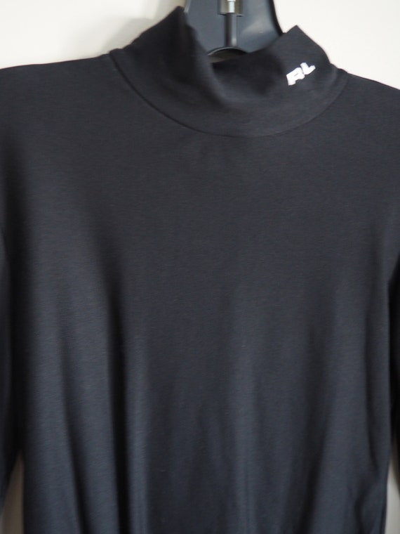 80s Vintage Ralph Lauren Bodysuit, Designer Vinta… - image 5