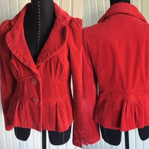 Vintage Corduroy Jacket, 90s Vintage Corduroy Jack