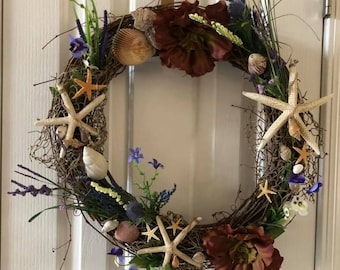 Custom made wreaths, and seasonal designs