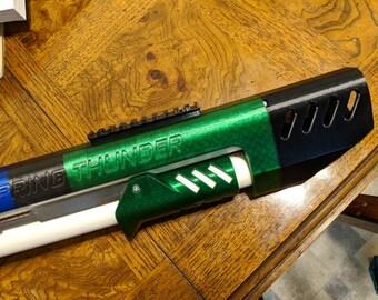 Nerf Rapidstrike Flared Magwell Modded Nerf Gun Cosmetic