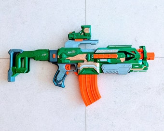 HIGHLY Modified Nerf Modulus From PDK Films #43