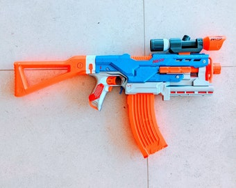 HIGHLY Modified Nerf DEMOLISHER From PDK Films #50