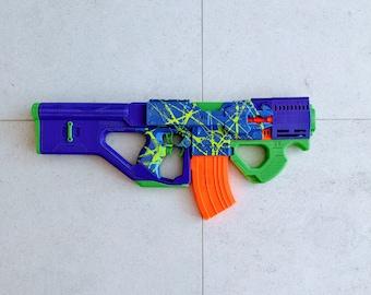 Modified Nerf Stryfe Blaster from PDK Films #31