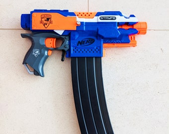 MODIFIED Full Auto Nerf Stryfe from PDK Films #18