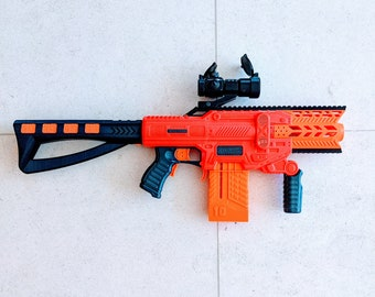 Modified Adventure Force Spectrum Blaster from PDK Films #46
