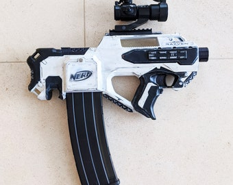 Modified Star Wars Nerf Rayven from PDK Films #153