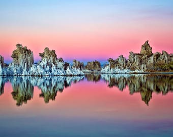 Sunset at Mono Lake #1