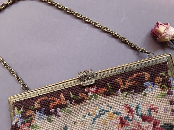 cross stitch necklace Mothers day Gift necklace for women Red and blue necklace with romanian traditional motif