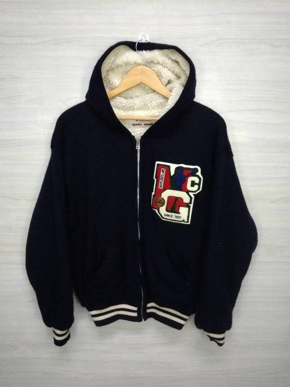 McGregor Sweater Vintage 90s Mc Gregor Knit Hoodie