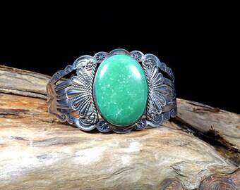 Native American Navajo Cuff Bracelet