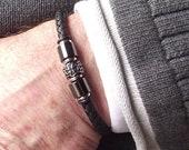 Men's bracelet / Napp...
