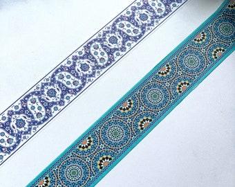 Iznik and Moroccan Washi Tape Bundle