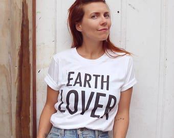 Earth lover Tee