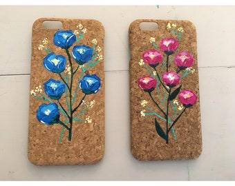 Hand Painted Phone Case - Made to Order
