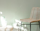 Junior rattan chair and JAVA metal