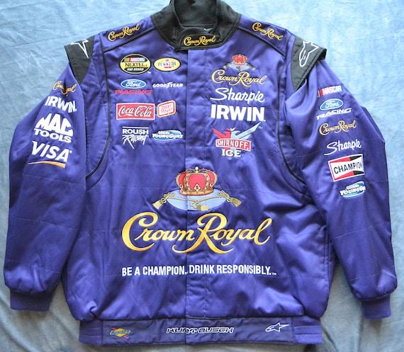 KURT BUSH NASCAR Parade Jacket