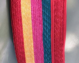 Liz Claiborne Multi Colored Clutch