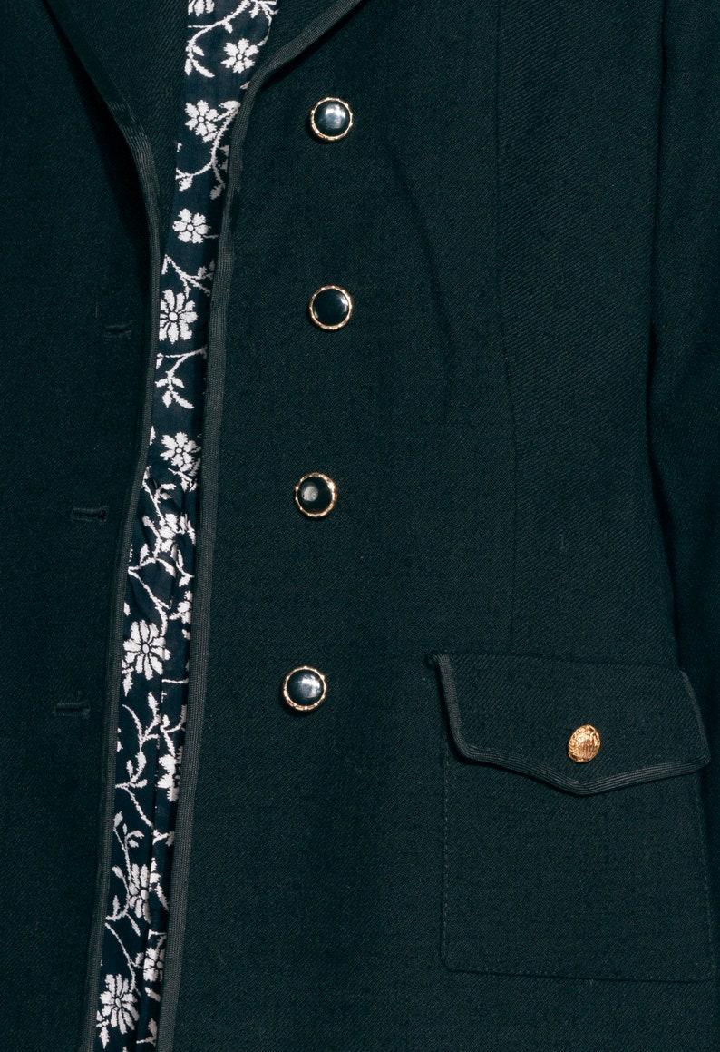 70s vintage jacket Girlboss blazer