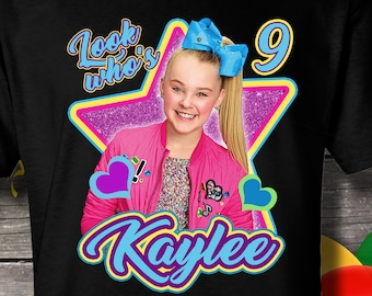 JoJo Siwa Birthday Shirt T Family Shirts