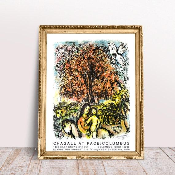 "1955 Vintage PAUL KLEE /""STILL LIFE/"" FAMOUS LOVELY COLOR Art Print Lithograph"