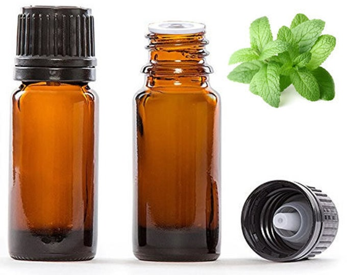 10 mL Peppermint Essential Oil / 100% Pure / Therapeutic Grade