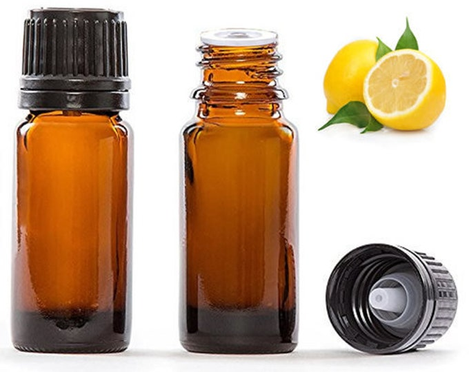 10 mL Lemon Essential Oil / 100% Pure / Therapeutic Grade