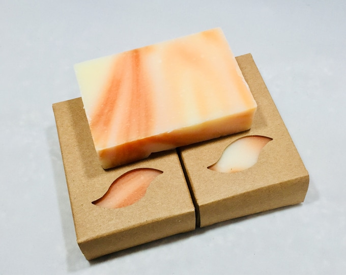 3-Pack Handcrafted Bar Soap / Gift Set / Natural / Cold Process Soap