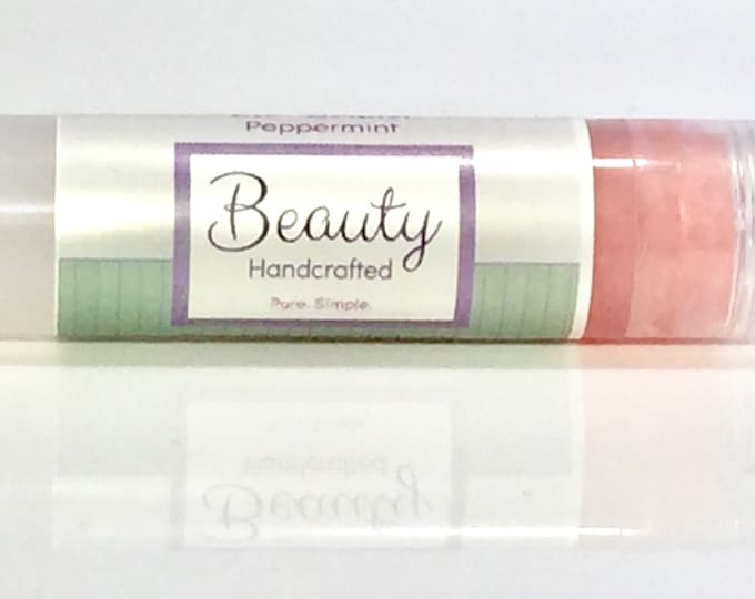 Natural Lip Balm Tube / Lip Gloss / Gift / Party Favor