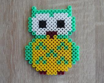 Bottom of glass - OWL / owl (Owl)