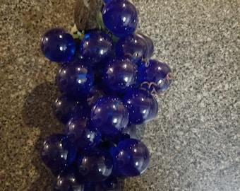 Center Piece Grapes on a Stem
