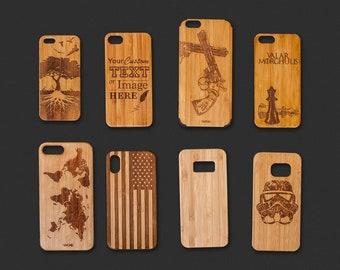 9870e647018 Wood phone case