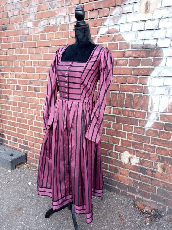 Vintage Prairiedress 70s