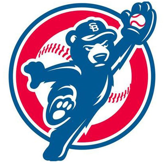 graphic relating to Printable Chicago Cubs Logo named Chicago Cubs Stickers(2\