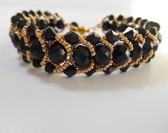 Earth Beadded Bracelet