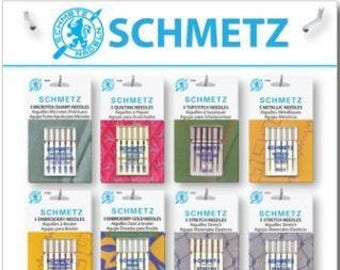 Schmetz Twin Needles All Sizes