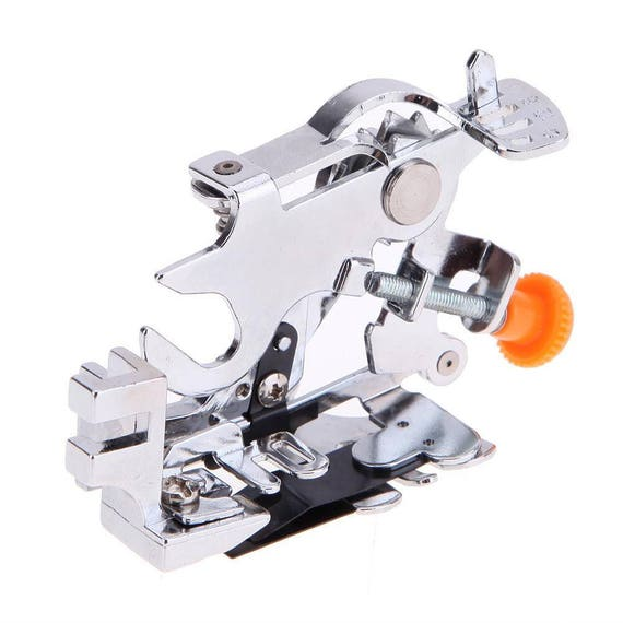 Ruffler Foot Low Shank Sewing Machines Brother Singer Janome Etsy Simple Ruffler For Brother Sewing Machine