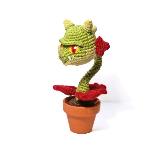 Plants Vs. Zombies: Amigurumi Garden Variety Zombie - Instructables | 535x570