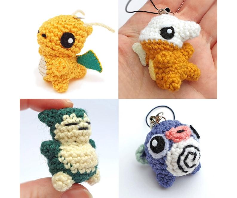 Crochet Pokemon Patterns - Crochet Now | 662x794