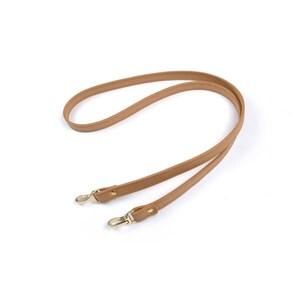 Belt Replacement with Lobster Clasp Bag Purse Strap Shoulder Purse handle Shoulder Bag Cross Body leather strap for bag 120cm60cm